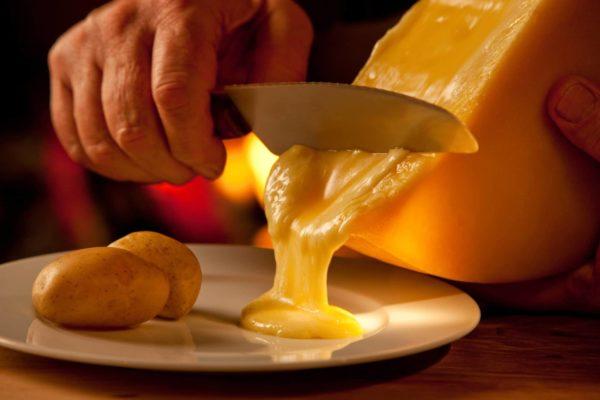 Fromage à raclette la souris gourmande libramont